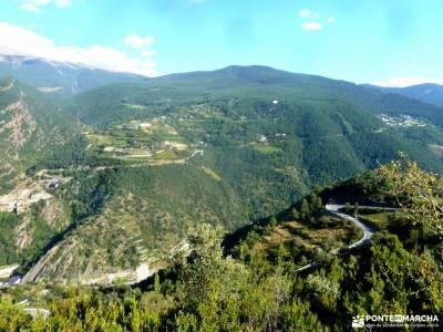 Andorra -- País de los Pirineos;viajes de fin de semana españa grupos senderismo malaga rutas de via
